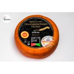 Queijo de Cabra Transmontano Apimentado (DOP)